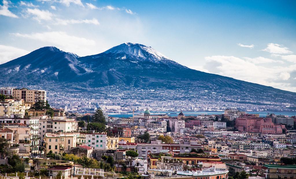 Neapolitan Songs Texts Vommero E Margellina